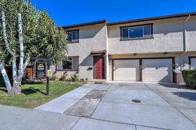 Santa Clara Condo/Townhouse For Sale: 1278 Warburton Avenue