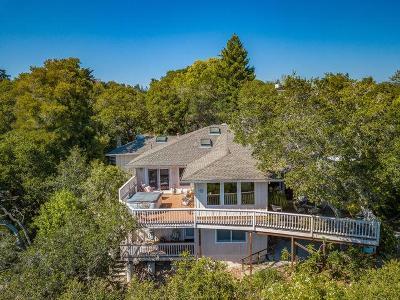 Santa Cruz Single Family Home For Sale: 29 Hollins Drive