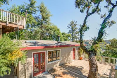 Marin County Single Family Home Pending Show For Backups: 252 Scenic Avenue