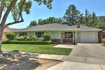 Gilroy Single Family Home For Sale: 7670 Filice Drive