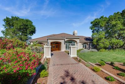 Cupertino Single Family Home For Sale: 22335 Regnart Road