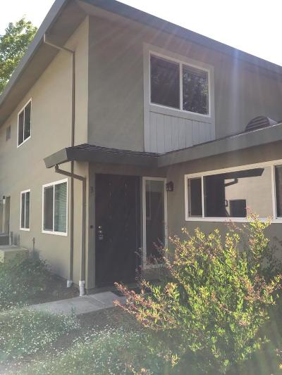 Pleasanton Rental For Rent: 2231 Segundo Court #3