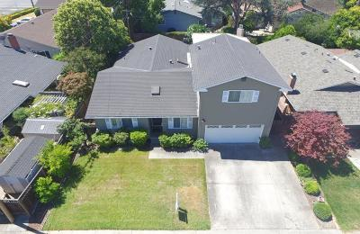San Jose Single Family Home Pending Show For Backups: 5970 Pilgrim Avenue