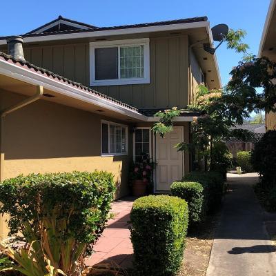 San Jose Condo/Townhouse For Sale: 5724 Calmor Avenue #3