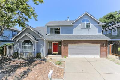 Santa Cruz Single Family Home For Sale: 3207 Virgil Lane