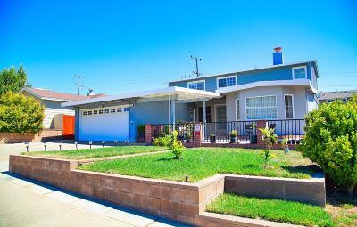 Millbrae Single Family Home For Sale: 1130 Glenwood Dr