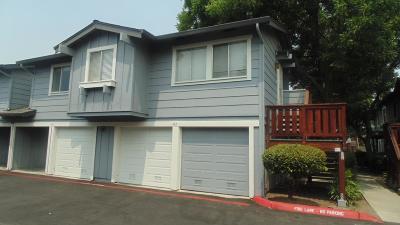 San Jose Condo/Townhouse For Sale: 487 Sieber Court