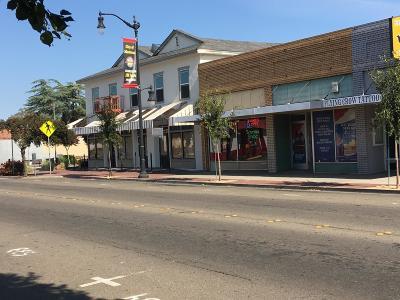 Manteca Commercial For Sale: 245 W Yosemite Avenue