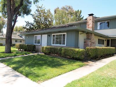 San Jose Condo/Townhouse For Sale: 5513 Judith Street #1