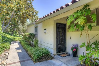 Cupertino Condo/Townhouse For Sale: 10865 Sweet Oak Street