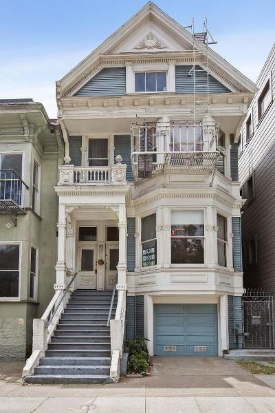 San Francisco Multi Family Home For Sale: 1439 Oak Street