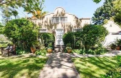 Palo Alto Multi Family Home For Sale: 761 Everett Avenue