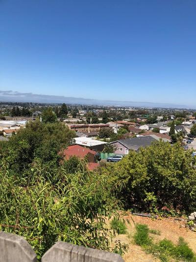 Castro Valley Residential Lots & Land For Sale: 17351 Robey Drive