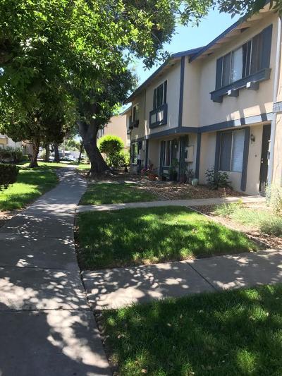 San Jose Condo/Townhouse For Sale: 3584 Gum Tree Drive