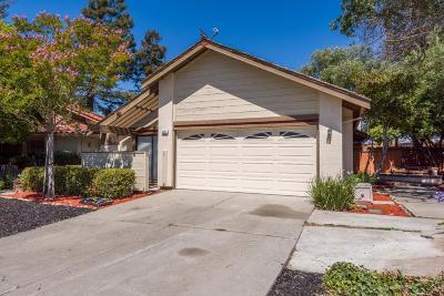Union City Single Family Home For Sale: 4834 Mendota Street
