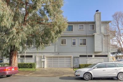 Burlingame Rental For Rent: 620 Peninsula Avenue #B