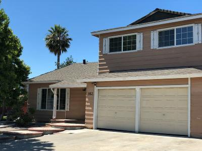 Milpitas Single Family Home For Sale: 863 Nieves Street