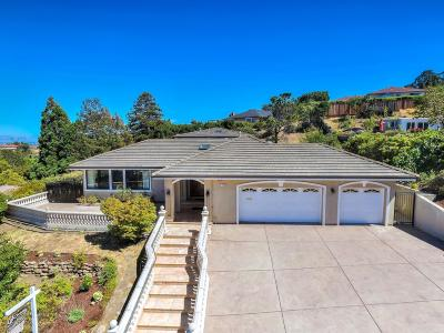 Millbrae Single Family Home For Sale: 1439 Madera Way