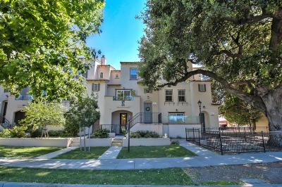 Mountain View Condo/Townhouse For Sale: 475 Chagall Street