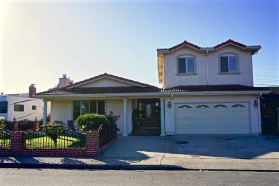 Milpitas Single Family Home For Sale: 266 Uvas Street