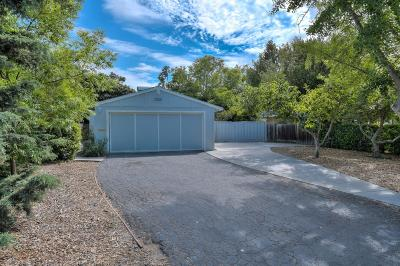 Mountain View Single Family Home For Sale: 2255 W Middlefield Road