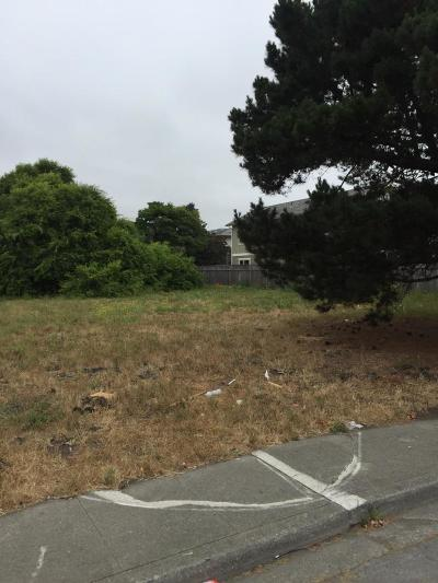 Half Moon Bay Residential Lots & Land For Sale: Pine Ave