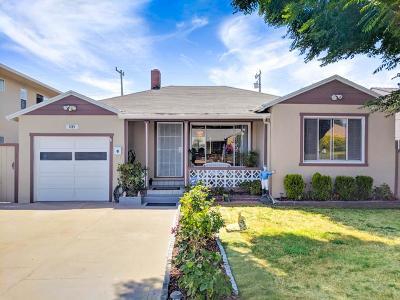 San Mateo Single Family Home For Sale: 405 N Kingston Street