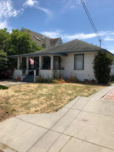 Santa Cruz Single Family Home For Sale: 169 Alta Avenue