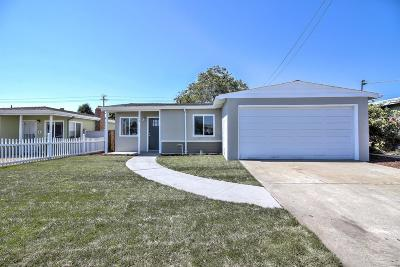 San Leandro Single Family Home For Sale: 2264 Sitka Street