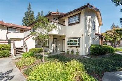 Santa Clara Condo/Townhouse For Sale: 1400 Bowe Avenue #601