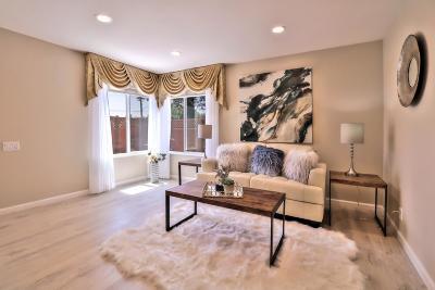 San Jose Condo/Townhouse For Sale: 605 Balfour Drive