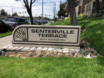 San Jose Condo/Townhouse For Sale: 2664 Senter Road #109