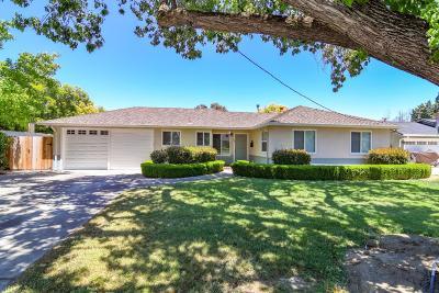 Campbell Single Family Home For Sale: 1043 McBain Avenue