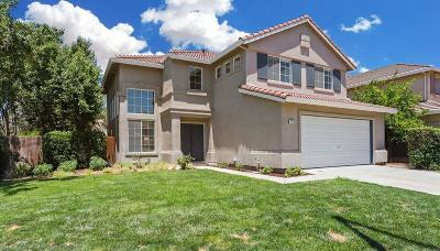 Tracy Single Family Home For Sale: 1473 Lombard Court Court