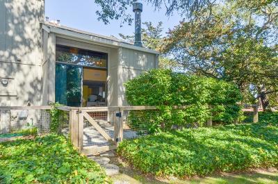 Santa Cruz Condo/Townhouse For Sale: 21135 E Cliff Drive