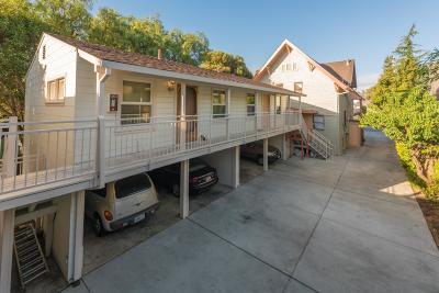 Burlingame Multi Family Home For Sale: 12 Lorton Avenue