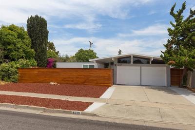 Cupertino Single Family Home For Sale: 6139 Shadygrove Drive