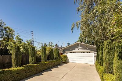 Palo Alto Single Family Home For Sale: 4201 Park Boulevard