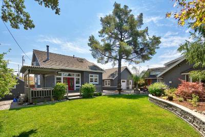Cupertino Single Family Home For Sale: 10341 N Portal Avenue