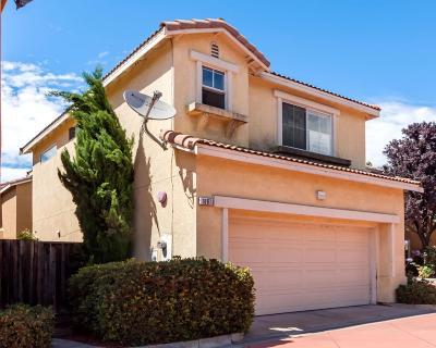 Union City Single Family Home For Sale: 1061 Cantana Terrace