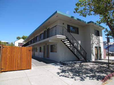 Berkeley Multi Family Home For Sale: 1213 San Pablo Avenue