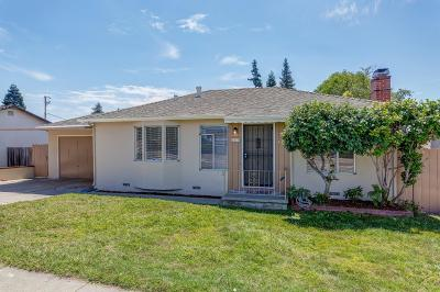Castro Valley Single Family Home For Sale: 2573 Grove Way
