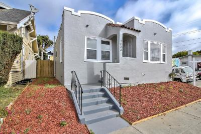 Oakland Single Family Home For Sale: 1933 57th Ave