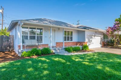 Tracy Single Family Home For Sale: 1231 Coolidge Avenue