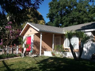 Concord Single Family Home For Sale: 2808 Hillside Avenue