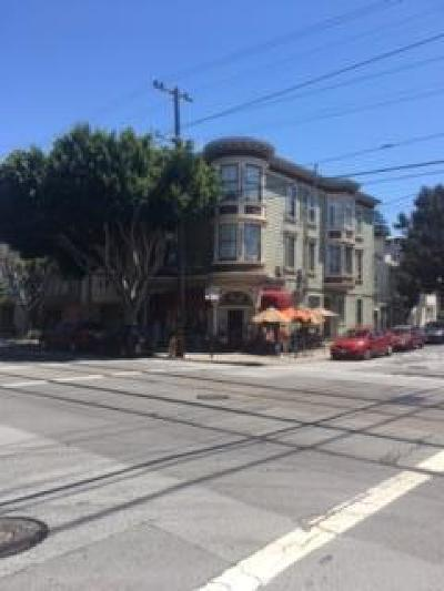 San Francisco Multi Family Home For Sale: 1395 Church Street