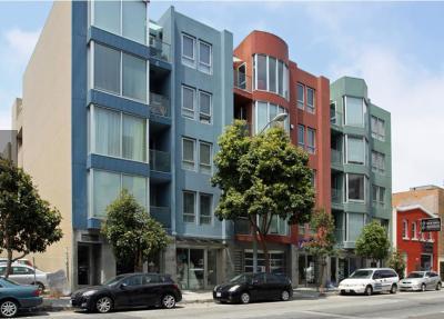 San Francisco Condo/Townhouse For Sale: 525 Gough Street #407
