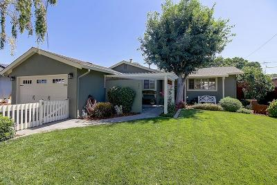 Milpitas Single Family Home For Sale: 548 Heath Street