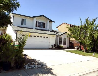 Pleasanton Single Family Home Pending Show For Backups: 4137 Peregrine Way