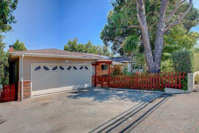 Hayward Single Family Home For Sale: 1796 East Avenue